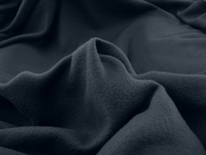 Polar Fleece Solids fabric - Navy