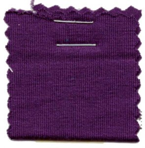 Rayon Jersey Knit Solid Fabric - Eggplant - 200GSM