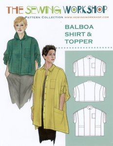 Sewing Workshop - Balboa Shirt & Topper