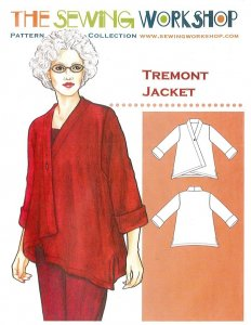 Sewing Workshop Collection - Tremont Jacket pattern