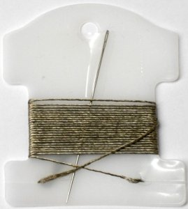 Silver Conductive Thread Kit