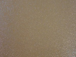 Wholesale Sparkle Vinyl - Caramel with Silver flecks