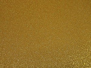 Sparkle Vinyl - Gold with gold flecks