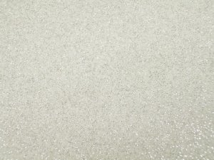 Sparkle Vinyl - Silver, cream with silver flecks