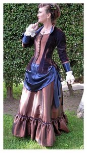 Truly Victorian #405 - Vest Basque - Historical Bodice Pattern