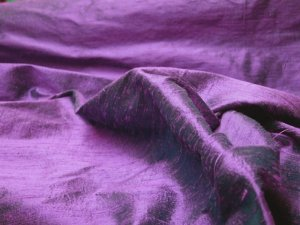 Thai Silk - Amethyst