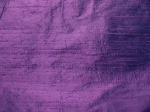 Thai Silk - Amethyst detail view