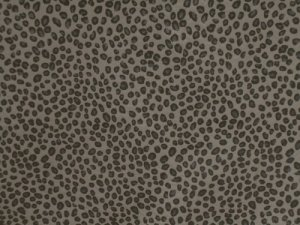 Seren Cheetah upholstery fabric - Steel