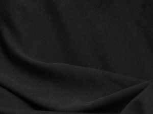 Nylon Stretch Lining - Black #4