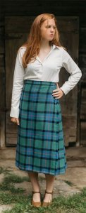 Folkwear #152 - Scottish Kilt - Jacket - Vest - Knit Sweater - Knit Socks - Pattern for Men and Women