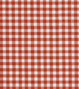 Oilcloth Gingham Red Gt Oilcloth And Tablecloth Fabric