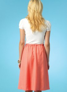 Kwik-Sew #4042 - Misses' Gore Skirts Sewing Pattern