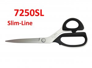 "KAI Scissors #7250SL - 10"" Professional Shears - Carbon Blade"
