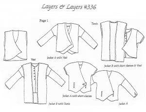 Lois Ericson #336 - Layers & Layers
