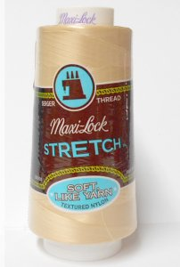 Maxi-Lock Stretch Serger Thread - Natural