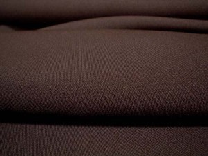 Wholesale Polyester Poplin - Brown #333   -  50 yds