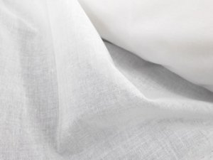 Wholesale Woven Cotton Fusible Interfacing for T-Shirt Quilts #300-60 - White 25 yards
