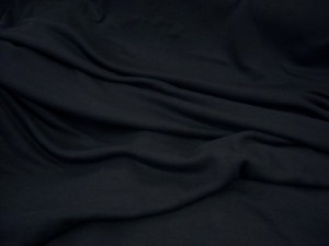 Wholesale Bamboo Knit - Black #2, 17 yds.