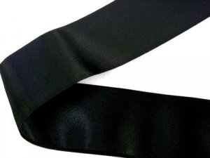 Wrights Satin Blanket Binding #794- Black #31