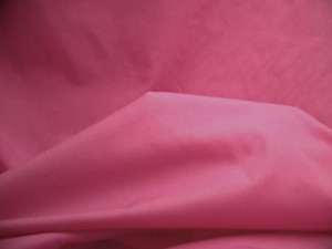 Broadcloth Fabric - Polyester-Cotton Blend - Fuchsia
