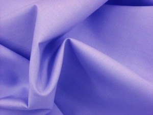 Broadcloth Fabric - Polyester-Cotton Blend - Lilac