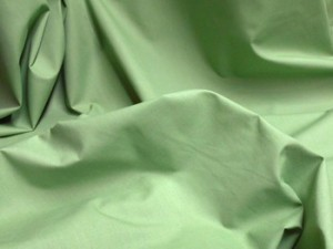 Broadcloth Fabric - Polyester-Cotton Blend - Sage