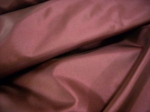 China Silk Lining - Burgundy - 60""