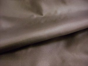 China Silk Lining - Chocolate - 60""