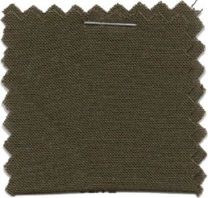 Rayon Challis Solid Fabric - Olive