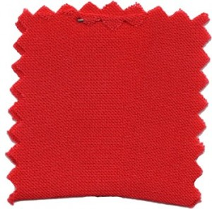 Rayon Challis Solid Fabric - Red