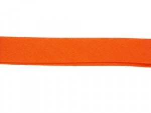 Wholesale Wrights Extra Wide Double Fold Bias Tape 206- Orange 58