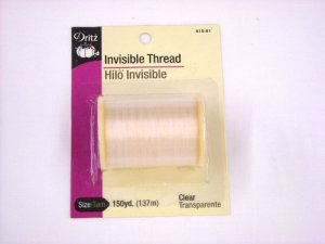 Dritz- Invisible Thread Clear
