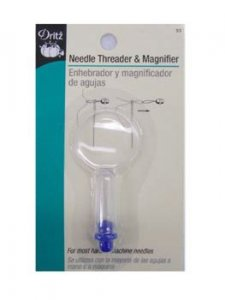 Dritz Needle Threader with Magnifier
