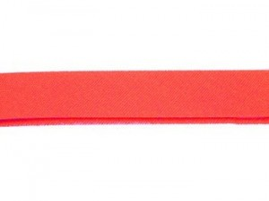 Wholesale Wrights Extra Wide Double Fold Bias Tape 206- Neon Red 25