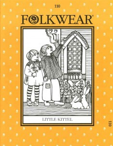 Folkwear #110 Little Kittel