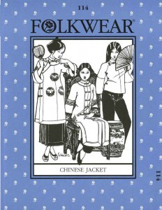 Folkwear #114 Chinese Jacket