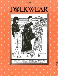 Folkwear #134 South Asian Tops & Wraps
