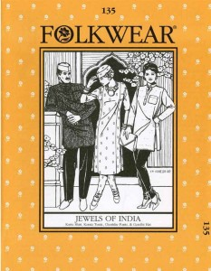 Folkwear #135 Jewels of India