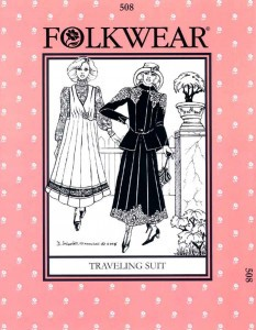 Folkwear #508 Traveling Suit