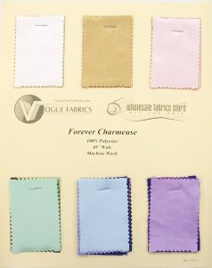 Color Card - Forever Charmeuse