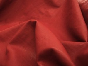 Faux Leather Ultra Fabric #33836 - Red #5