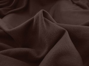 Wholesale Anti Pill Polar Fleece - Brown - 12 yds
