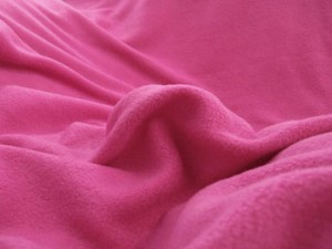 Wholesale Anti Pill Polar Fleece - Fuchsia - 12 yds