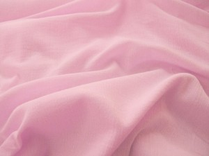 Cotton Gauze Fabric - Pink #527
