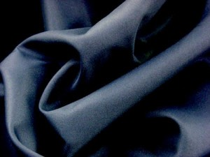 Wholesale Pongee Plush Anti-Static Lining - Navy - 25 Yards