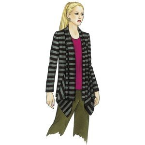 Sewing Workshop Collection - Ann's Cardigan and Tank