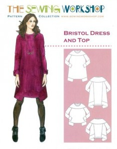 Sewing Workshop Collection - Bristol Dress & Top