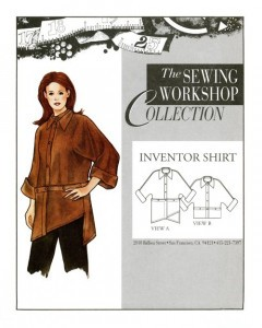 Sewing Workshop Collection - Inventor Shirt