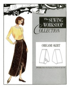 Sewing Workshop Collection - Origami Skirt