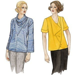 Sewing Workshop Collection - Stella and Luna Tops